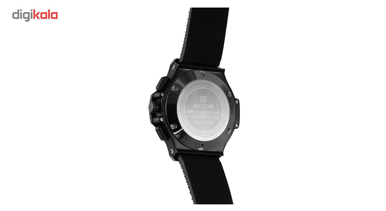 ساعت مچی عقربه ای مردانه اسکون مدل 3-5144