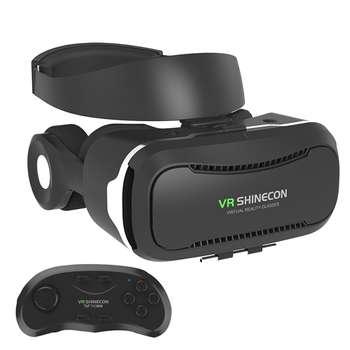 هدست واقعیت مجازی شاینکن مدل 4th Gen | Shinecon 4th Gen Virtual Reality Headset