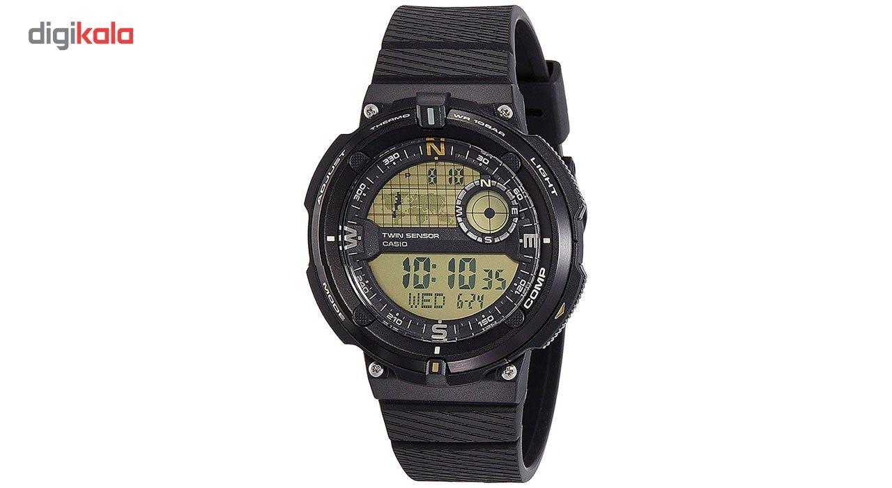 ساعت مچی دیجیتالی مردانه کاسیو مدل SGW-600H-9ADR -  - 1
