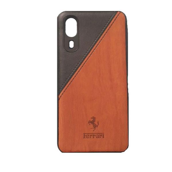 کاور طرح چرمی مدل A600 مناسب برای گوشی موبایل سامسونگ galaxy A2 CORE