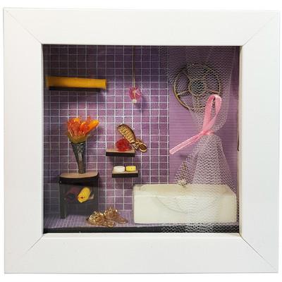 Photo of تابلو برجسته سه بعدی گالریا مدل 10