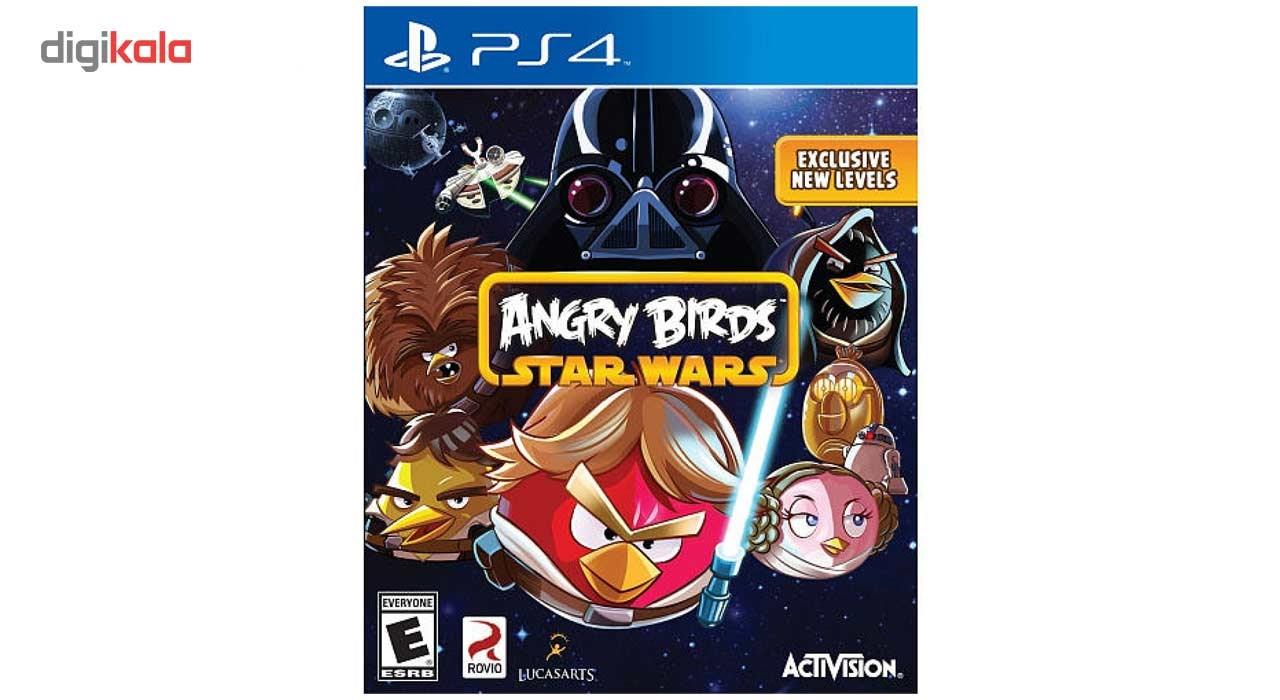 بازی Angry Birds Star Wars مخصوص PS4