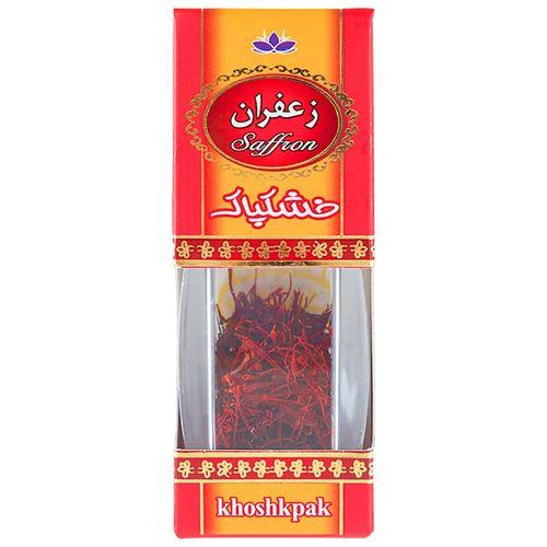 زعفران خشکپاک مقدار 2 گرم