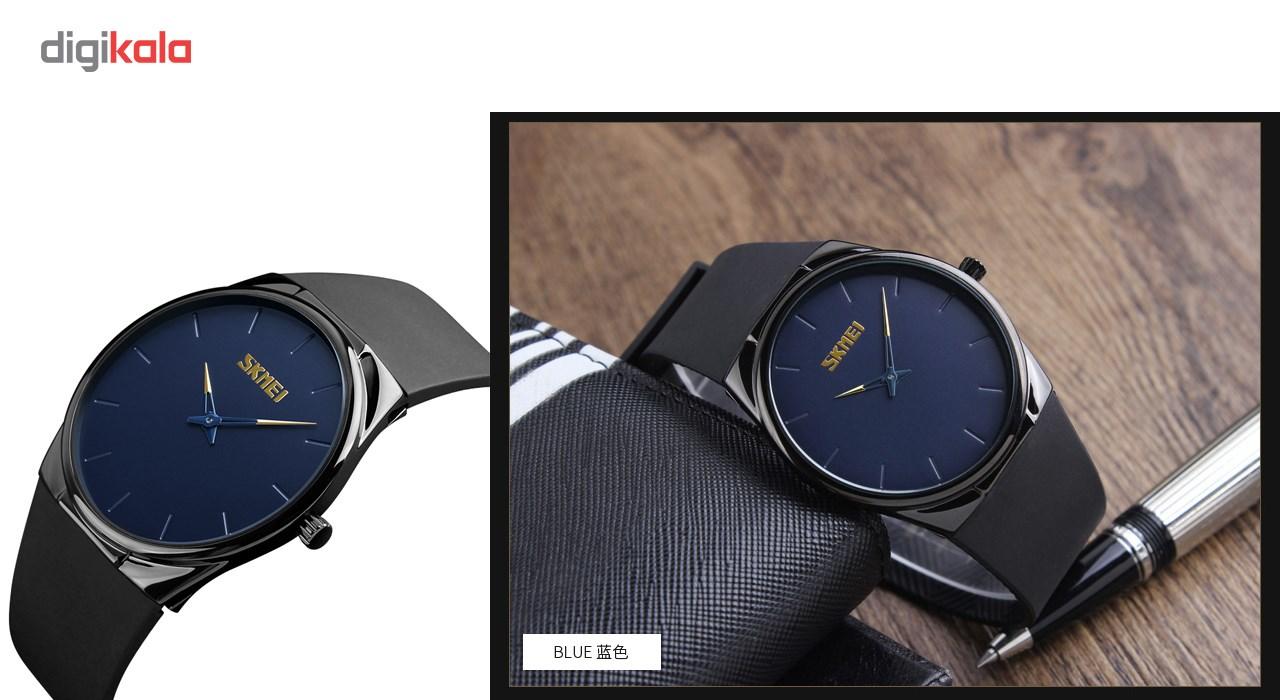 ساعت مچی عقربه ای مردانه اسکمی مدل 1601 کد 02 -  - 3