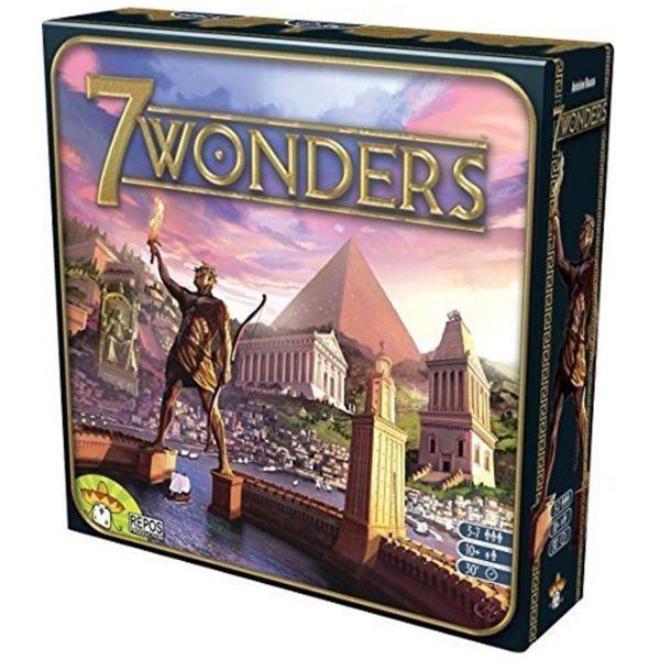 بازی فکری ریپس مدل 7Wonders