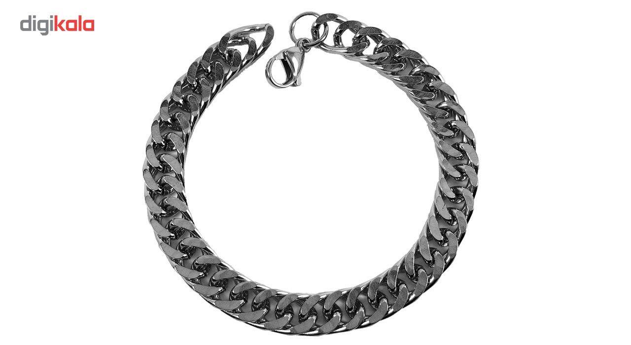 دستبند حامد گالری مدل bms4001 -  - 4