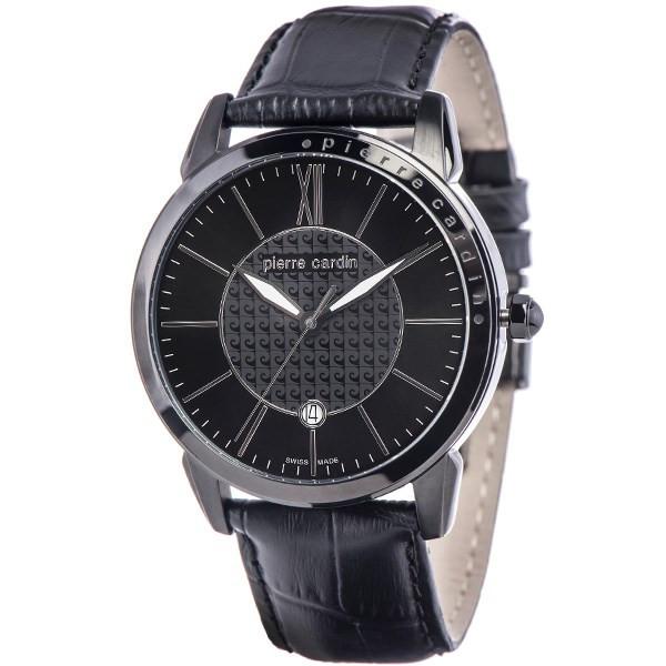 ساعت مچی عقربه ای مردانه پیر کاردین کد PC105911S07