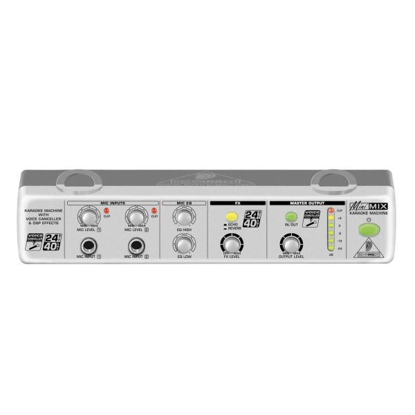 دستگاه کارائوکه بهرینگر مدل MINIMIX MIX800 Ultra-Compact