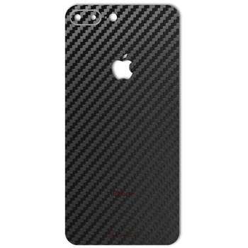برچسب پوششی ماهوت مدل Carbon-fiber Texture مناسب برای گوشی  iPhone 7 Plus