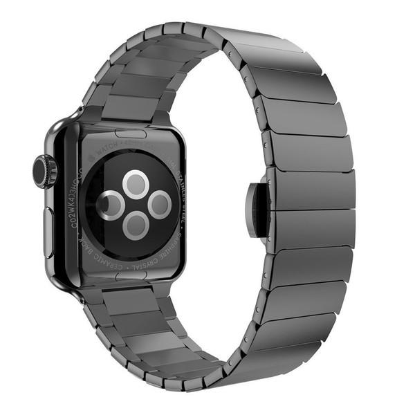 بند فلزی هوکو مدل Link Bracelet  مناسب برای اپل واچ 42 میلی متری