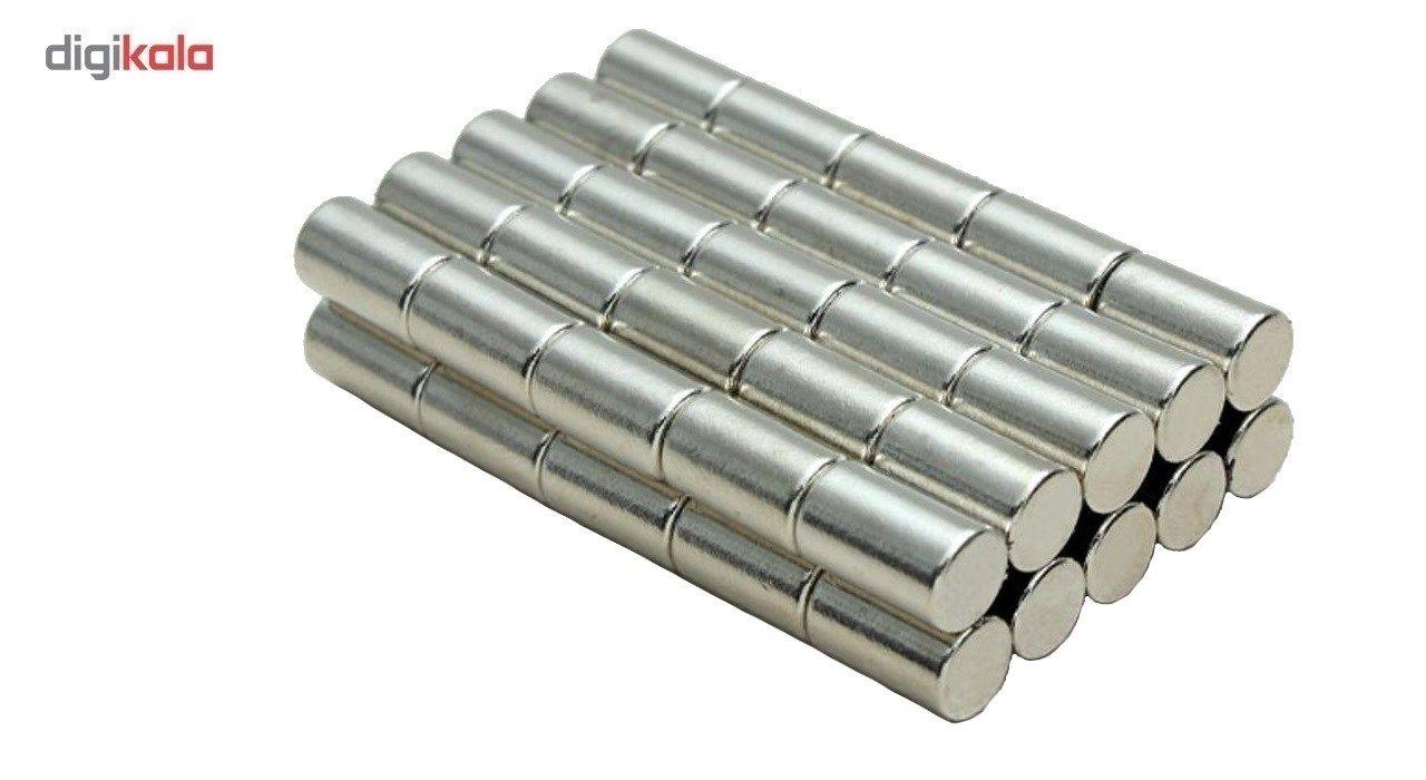 آهن ربای مدل استوانه بسته 50 عددی main 1 1