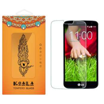 محافظ صفحه نمایش شیشه ای کوالا مدل Tempered مناسب برای گوشی موبایل ال جی G2