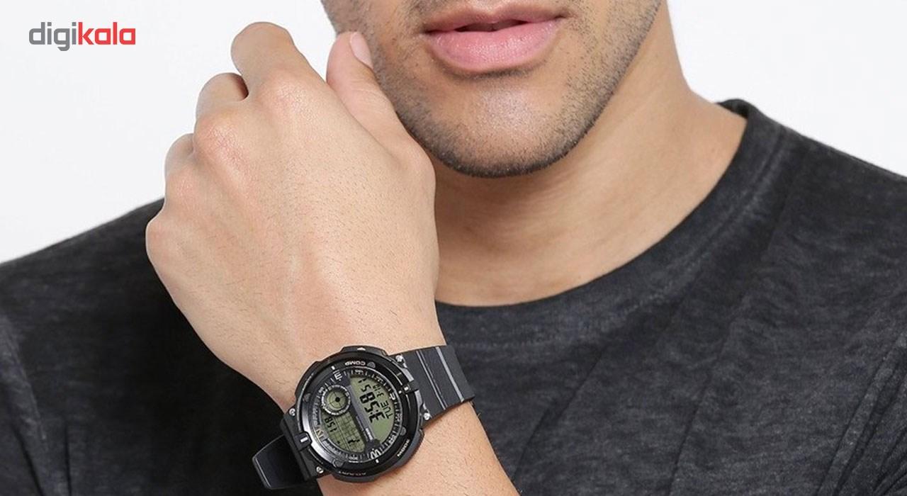 ساعت مچی دیجیتالی مردانه کاسیو مدل SGW-600H-9ADR