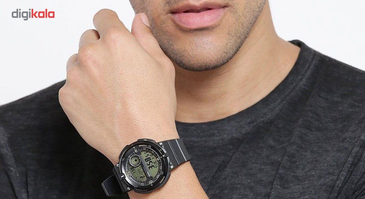 ساعت مچی دیجیتالی مردانه کاسیو مدل SGW-600H-9ADR -  - 3