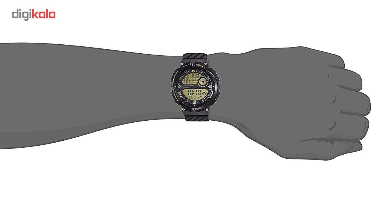 ساعت مچی دیجیتالی مردانه کاسیو مدل SGW-600H-9ADR -  - 4