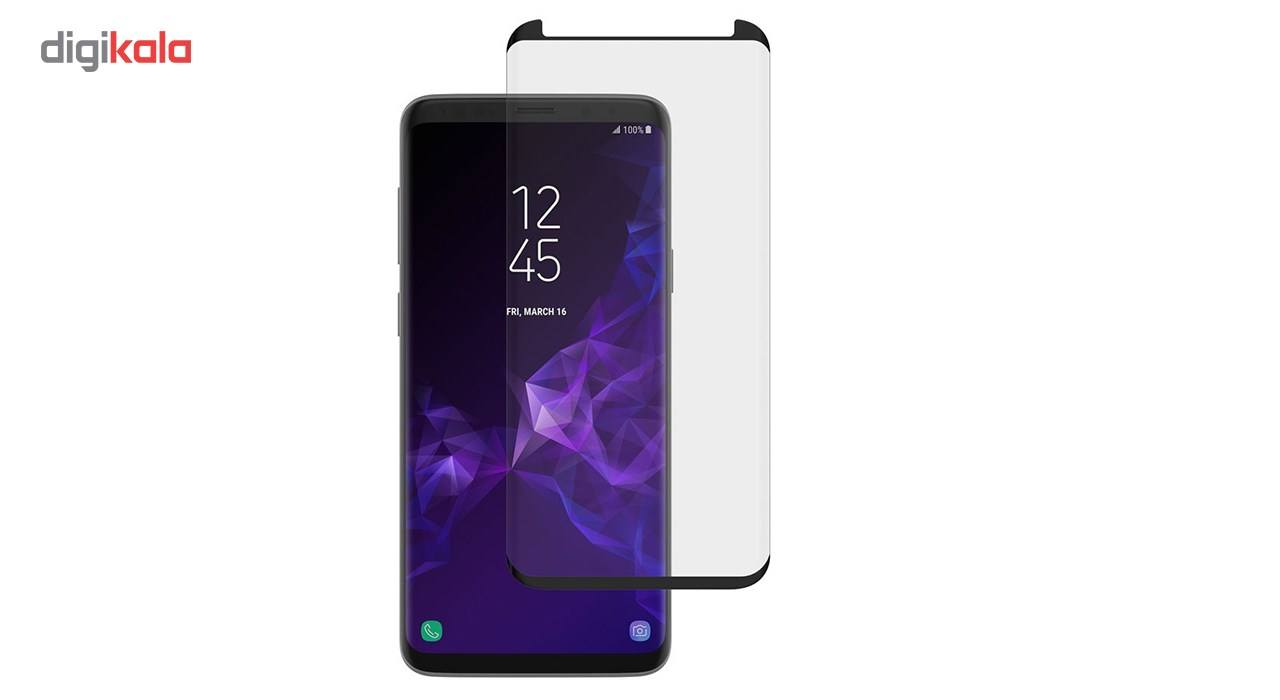محافظ صفحه نمایش مدل Edge Glue مناسب برای گوشی موبایل سامسونگ S9 Plus main 1 1