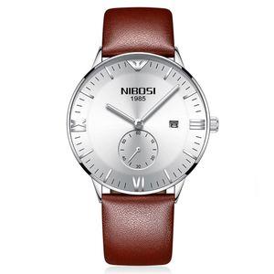 ساعت مچی عقربه ای نیبوسی مدل NI2308-AC
