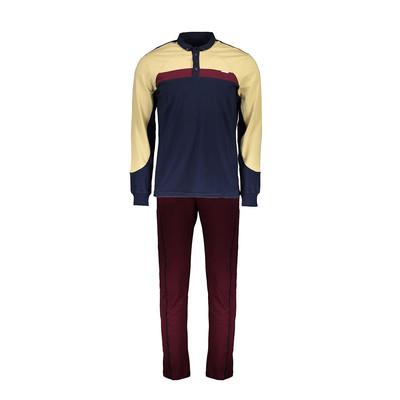 ست پلو شرت و شلوار  مردانه رویین تن پوش مدل 1230