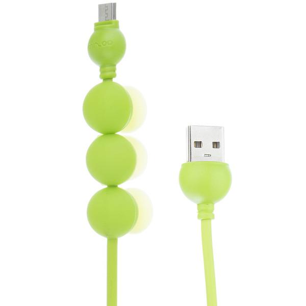 کابل تبدیل MicroUSB به USB میزو مدل D150 طول 1.5 متر