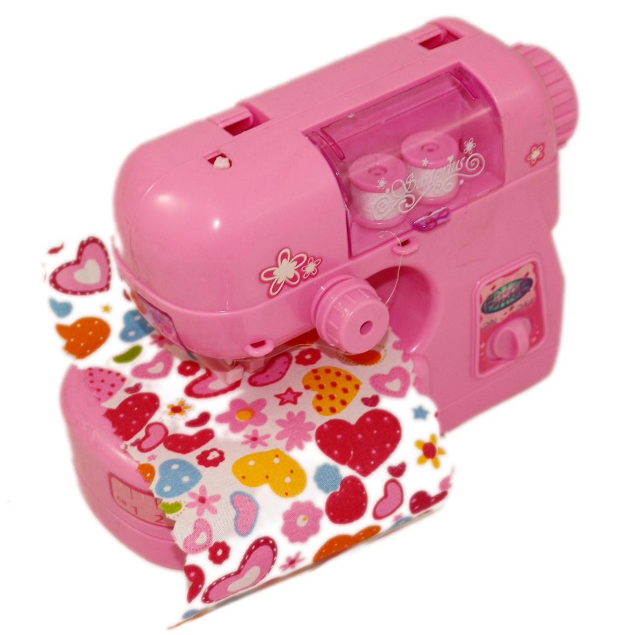خرید                     چرخ خیاطی اسباب بازی مدل  Beauty 2030