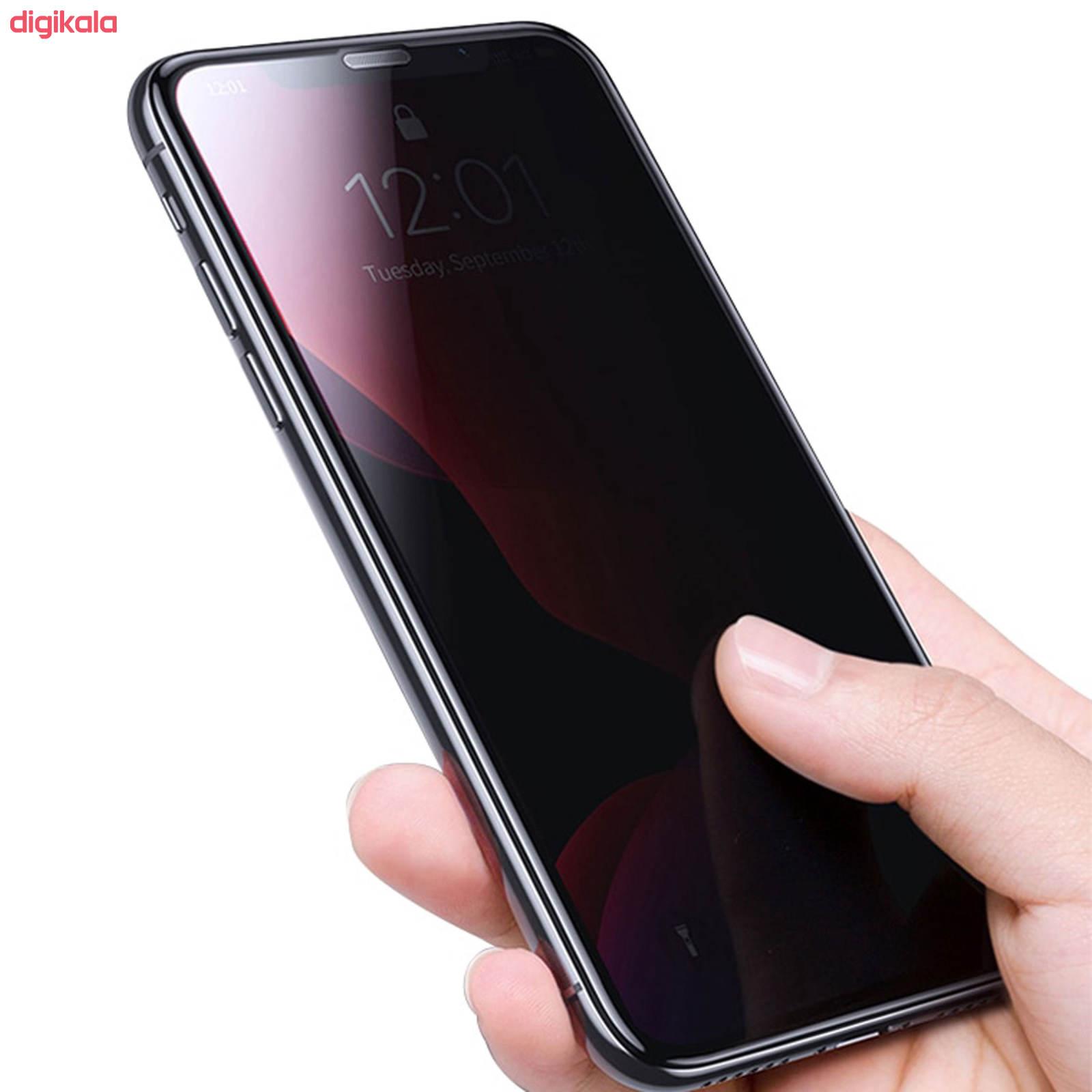 محافظ صفحه نمایش حریم شخصی ژنرال مدل GNprv-01 مناسب برای گوشی موبایل اپل IPhone 6 / 6s main 1 3