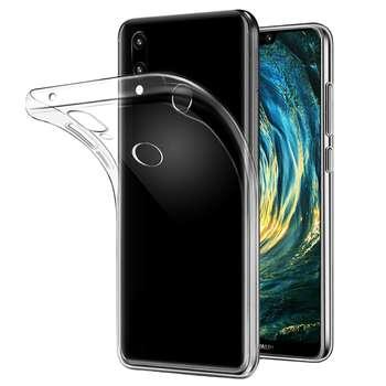 کاور ژله ای مدل Clear  مناسب برای گوشی موبایل هواوی Nova 3E