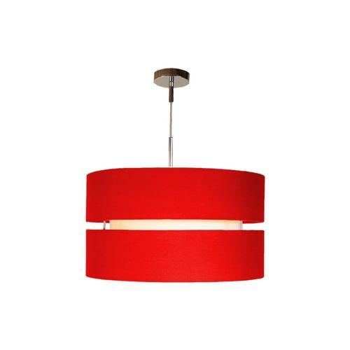 چراغ آویز تک لایت مدل شیاردار(قرمز)