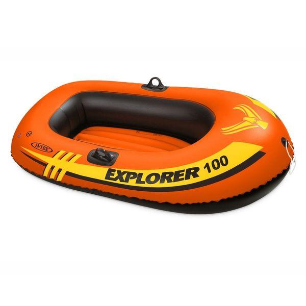 قایق بادی اینتکس مدل Explorer 100