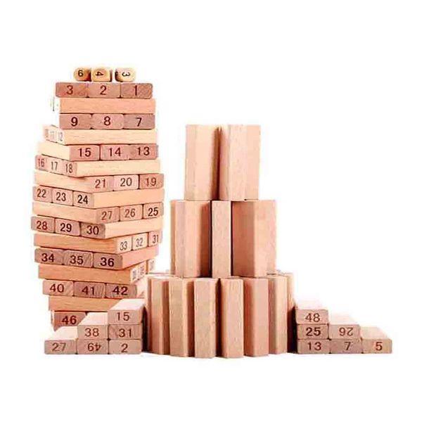 برج هیجان چوبی