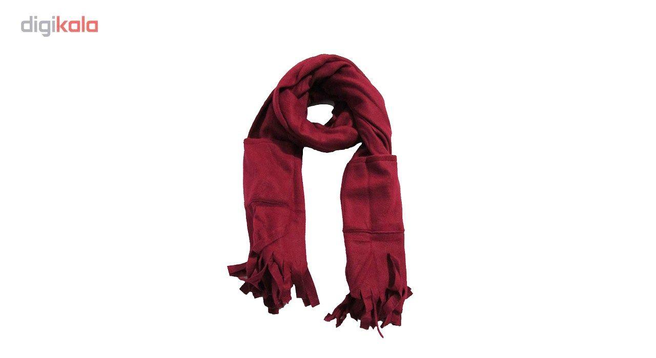 شال ونکو مدل Fleece جیب دار main 1 1