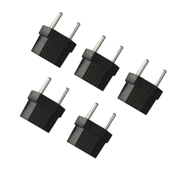 مبدل برق مدل T110  بسته 5 عددی