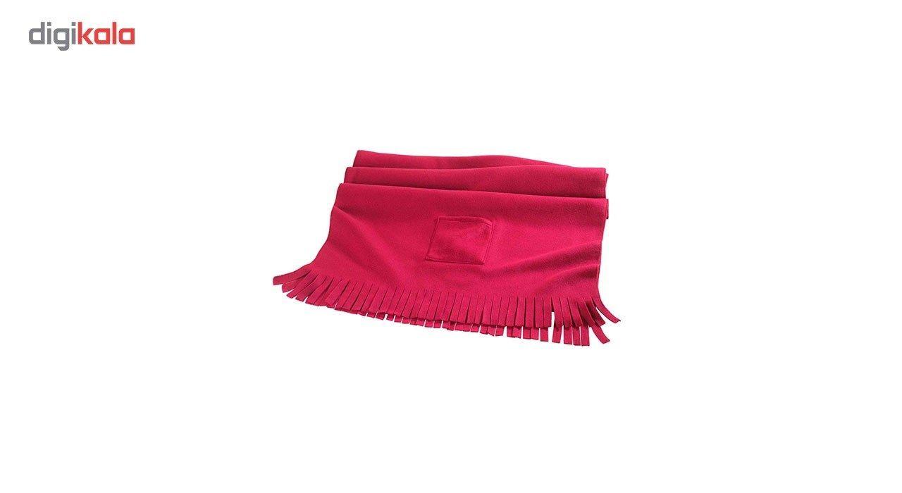 شال ونکو مدل Fleece جیب دار main 1 2