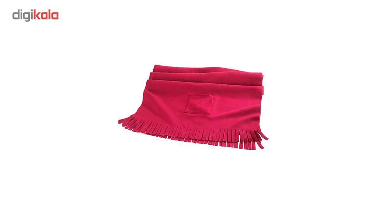 شال ونکو مدل Fleece جیب دار