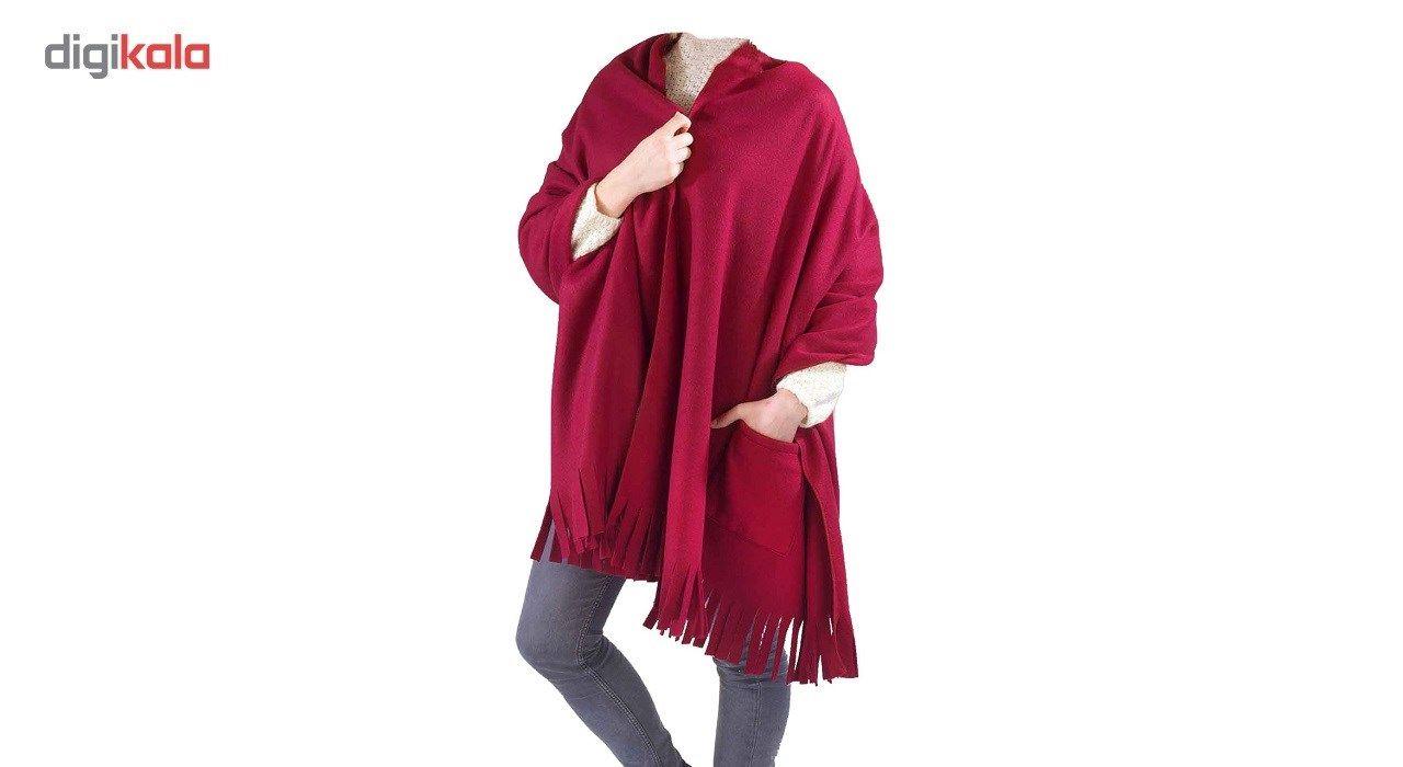 شال ونکو مدل Fleece جیب دار main 1 3