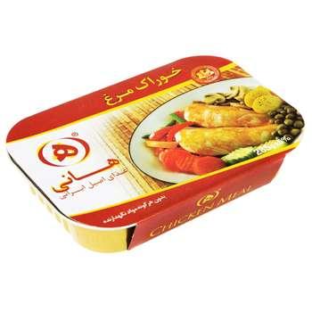 خوراک مرغ هانی مقدار 285 گرم