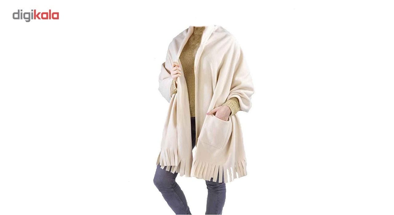 شال ونکو مدل Fleece جیب دار main 1 4
