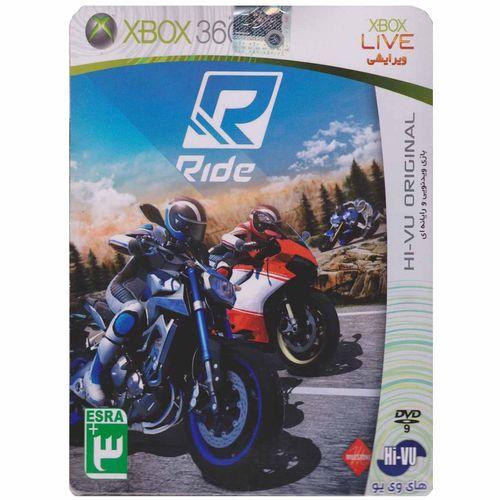 بازیِ Ride  مخصوص ایکس باکس 360