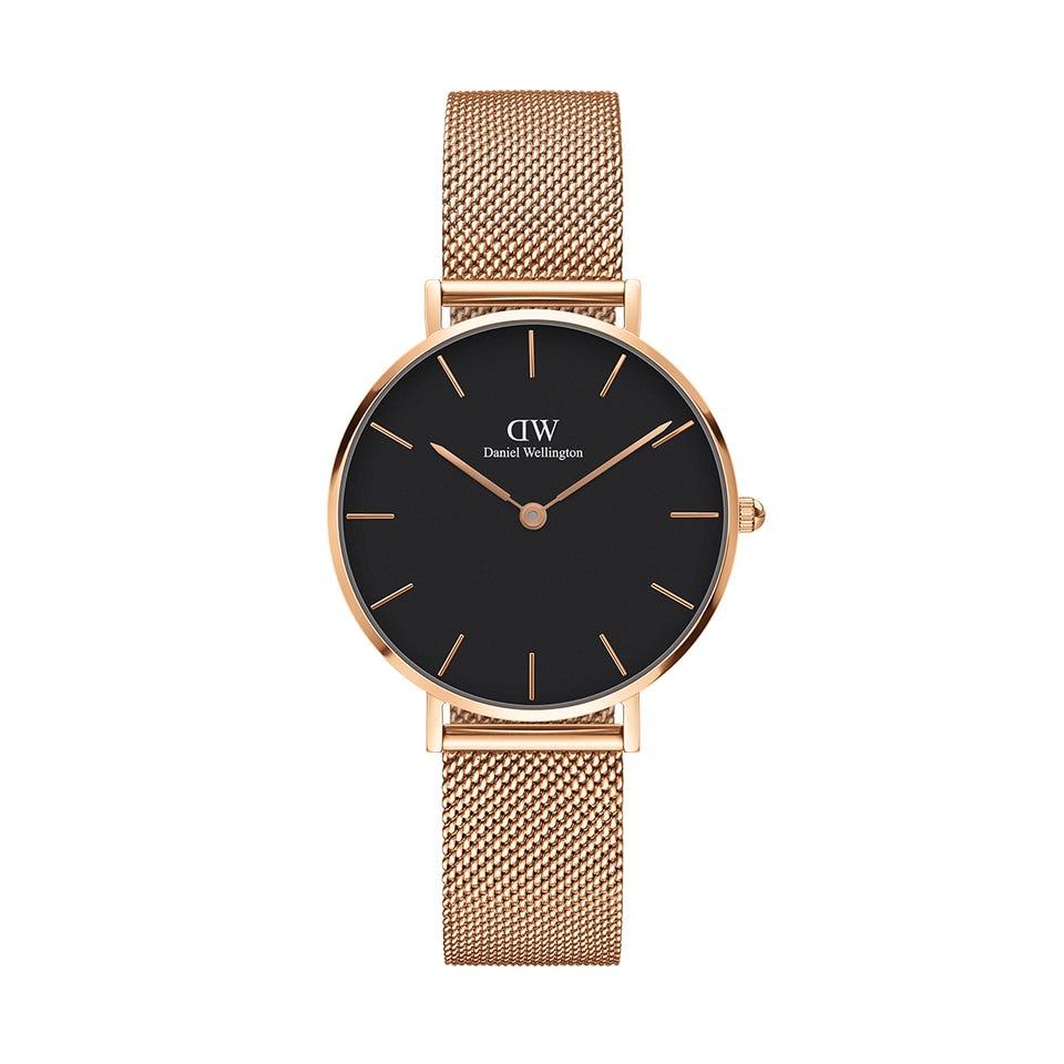 ساعت مچی عقربه ای زنانه دنیل ولینگتون کد DW02S              خرید (⭐️⭐️⭐️)