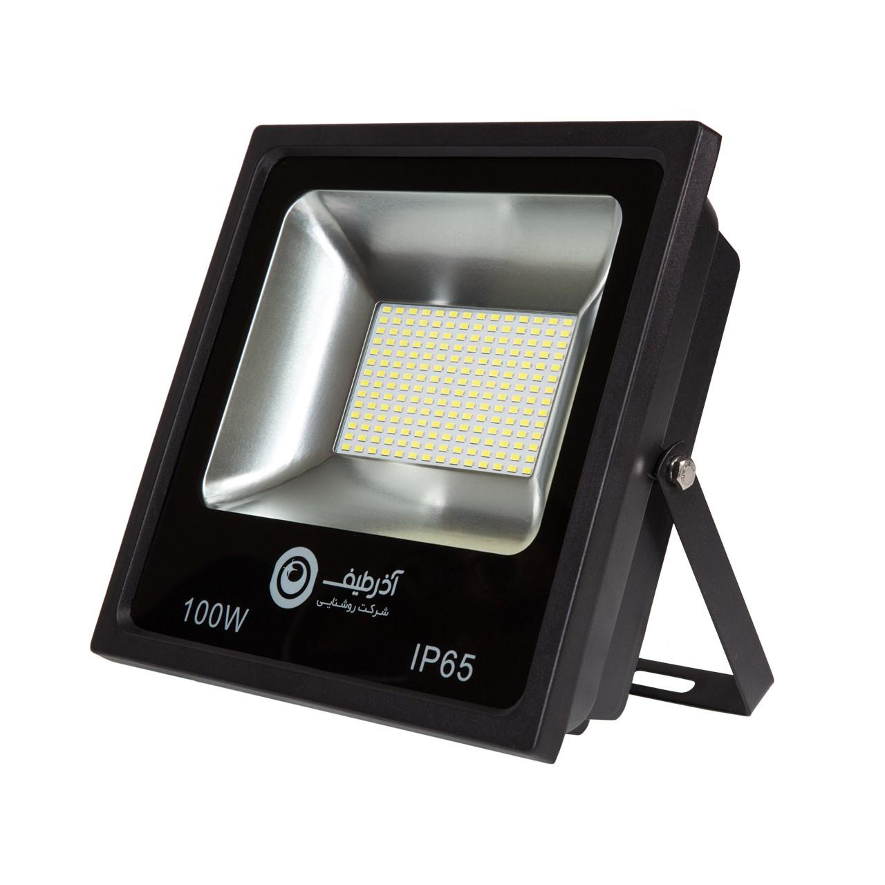 پروژکتور ال ای دی 100 وات آذرطیف مدل FS100W