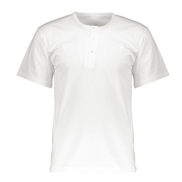 زیرپوش آستین کوتاه مردانه رویین تن پوش مدل  11112