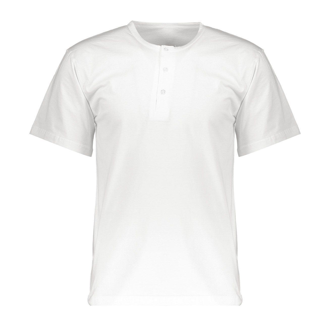 زیرپوش آستین کوتاه مردانه رویین تن پوش مدل  11112 -  - 1
