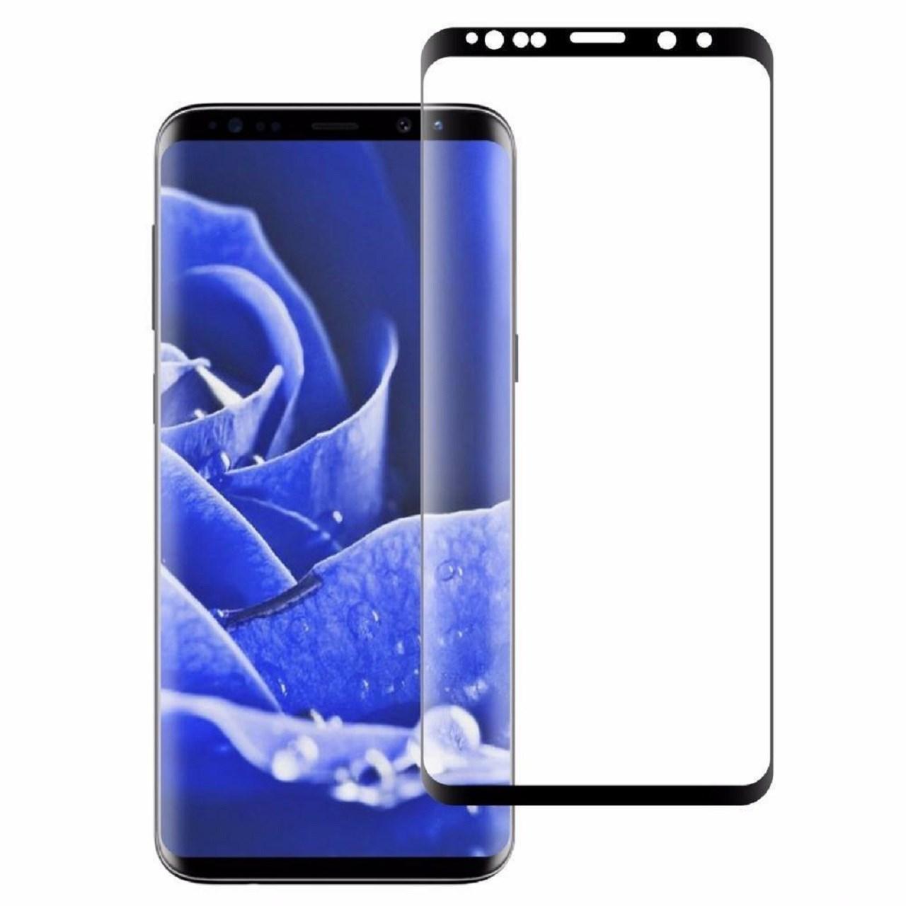 محافظ شیشه ای تمام صفحه توتو مناسب برای گوشی سامسونگ Galaxy S9 Plus