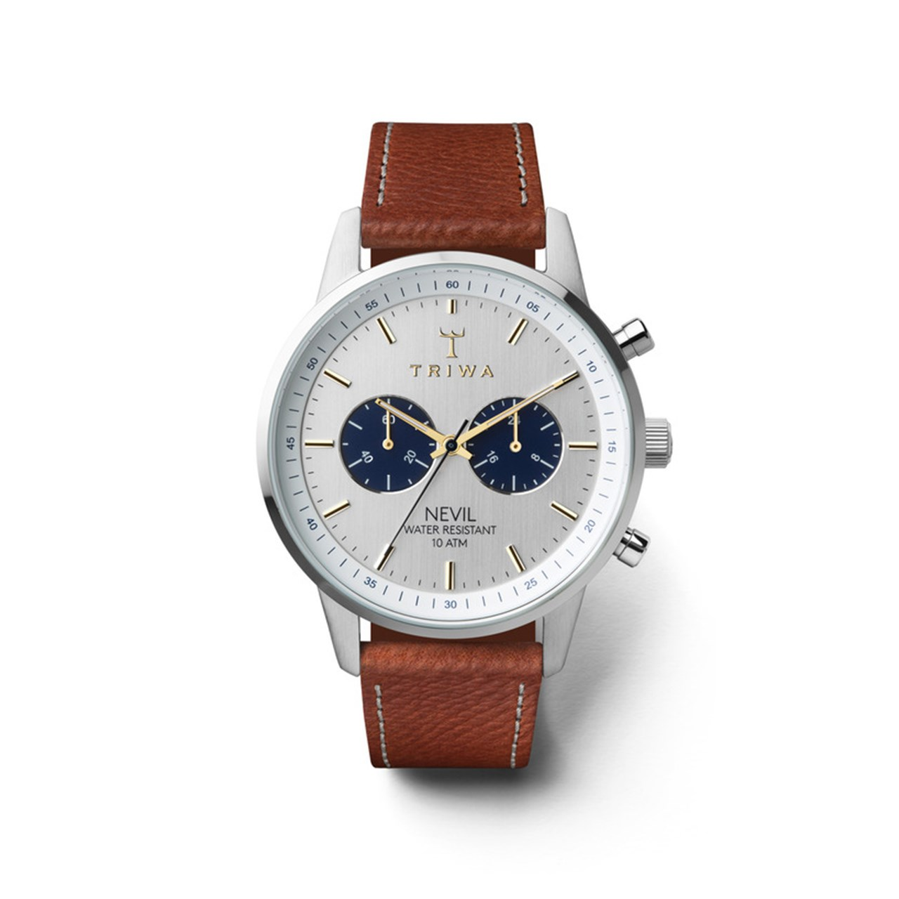 ساعت عقربه ای تریوا مدل  لخ نویل 34