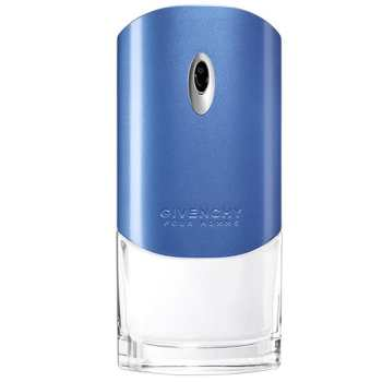 ادو تویلت مردانه ژیوانشی Pour Homme Blue Label حجم 100ml