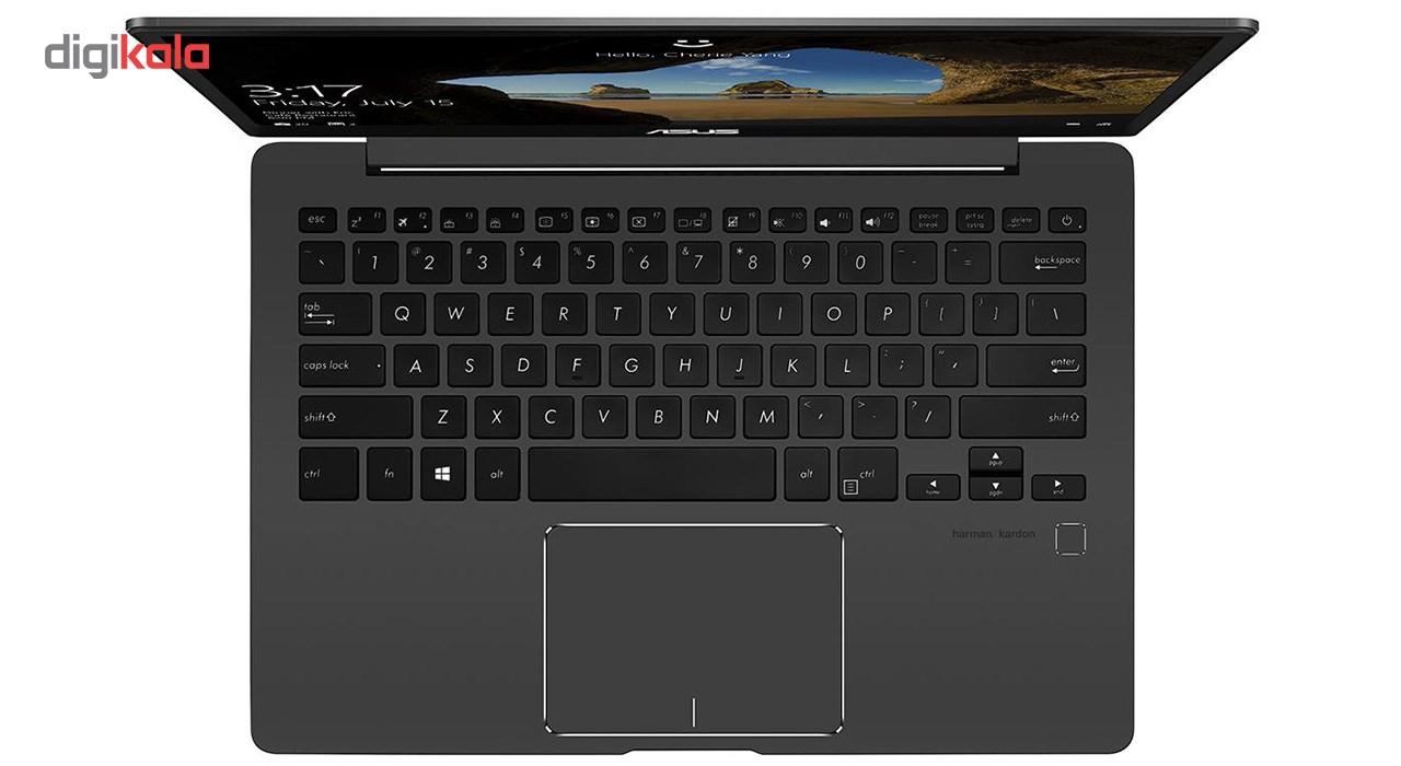 لپ تاپ 13 اینچی ایسوس مدل Zenbook UX331UN - A main 1 4