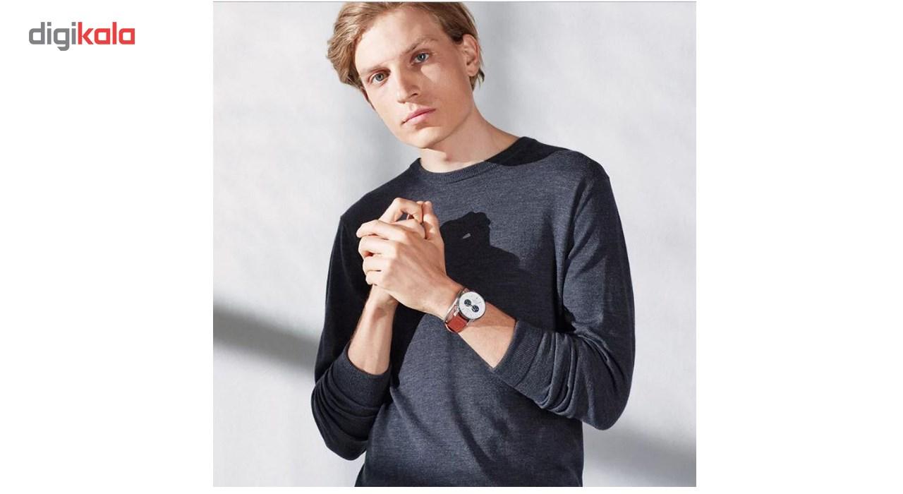 ساعت عقربه ای تریوا مدل  لخ نویل