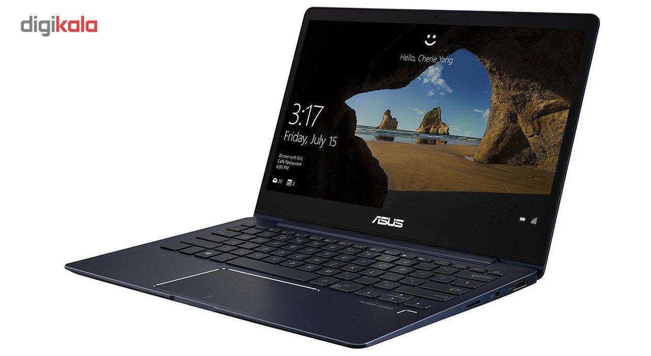 لپ تاپ 13 اینچی ایسوس مدل Zenbook UX331UN - A main 1 7