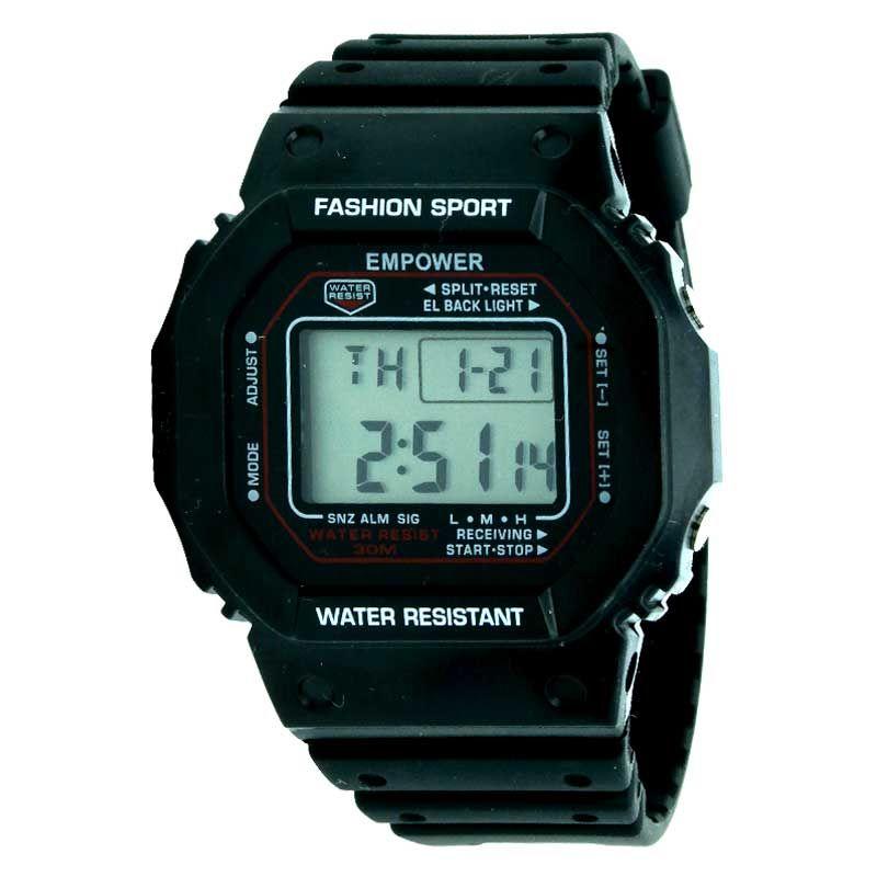 ساعت مچی دیجیتال مردانه امپاور کد 55654 -  - 2