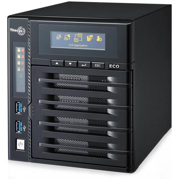 ذخیره ساز تحت شبکه 4Bay دکاس مدل N4800Eco بدون هارد دیسک