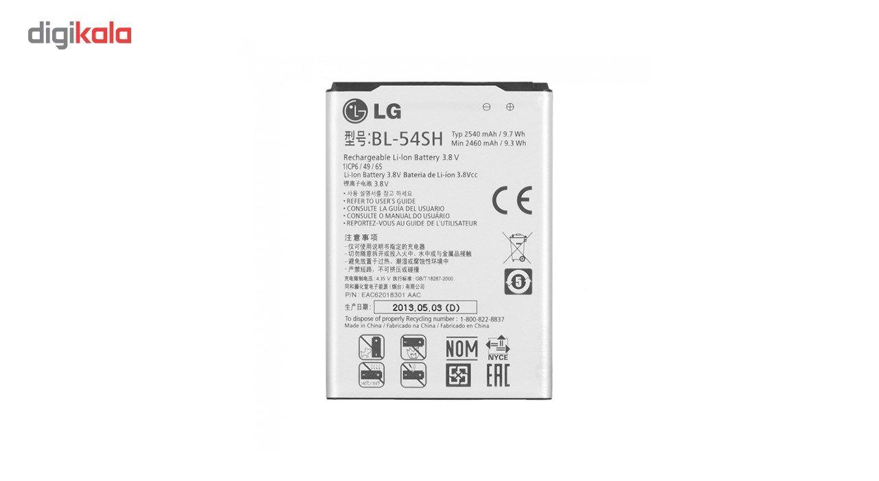 باتری گوشی  مدل BL-53RH مناسب برای گوشی ال جی Optimus GJ main 1 1